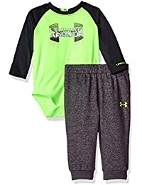 Under Armour Baby Boys' Ua Vertical Raglan Set