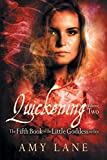 img - for Quickening, Vol. 2 (Little Goddess) book / textbook / text book