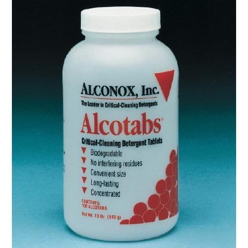 Alconox 1500 Alcotabs - Compuesto de limpieza (biodegradable, 600 ...