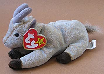74726706f49 TY Beanie Babies Goatee the Goat Plush Toy Stuffed Animal by Unknown ...