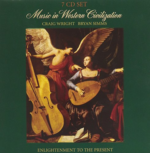 Audio CD, Volume 2 for Wright/Simms' Music in Western Civilization, Media Update