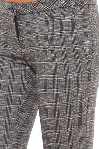 Key-Di - Pantalón - para mujer gris