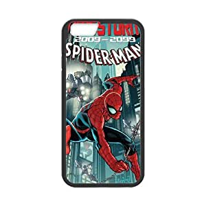 iPhone 6 4.7 Inch Cell Phone Case Black Marvel comic Dnnm