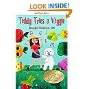 Teddy Tries a Veggie (Smartee Plate Book 1)