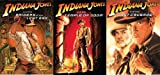 Indiana Jones - Complete Collection (Raiders of Lost Ark/ Temple of the Doom/ Last Crusade)