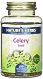 Nature's Herbs Zand Celery Seed Capsule, 100 Count For Sale