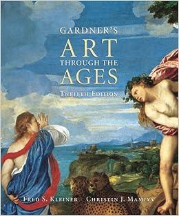 gardners art through the ages digital image sampler cd rom
