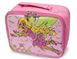 tinkerbell tree house - Lego Exclusive Belville Pink Soft Lunch Box