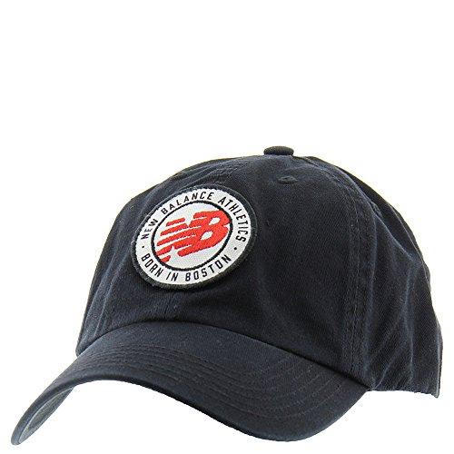 New Balance Men's 6-Panel Curved Brim - New Balance Hat Running