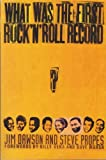 img - for What Was the First Rock 'N' Roll Record? by Jim Dawson (1992-11-01) book / textbook / text book