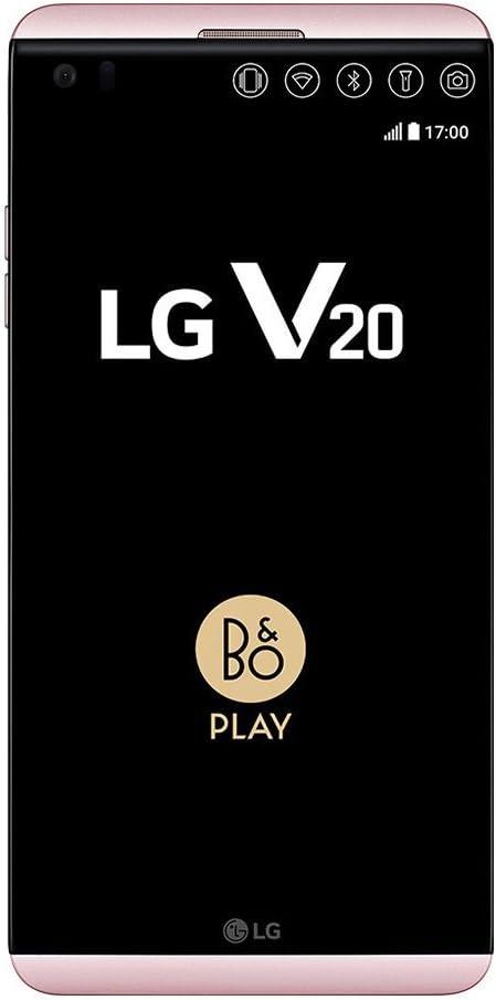 LG V20 Dual SIM 64GB H990DS Pink: Amazon.es: Electrónica