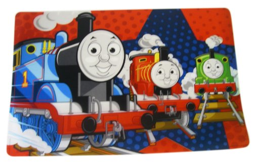 (Thomas and Friends 18in Dinner Placemat-Thomas the Tank Placemat)
