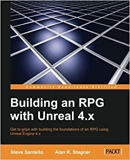 Book Building an RPG with Unreal 4.x