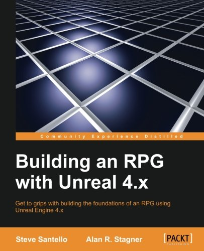 Building an RPG with Unreal by Packt Publishing - ebooks Account