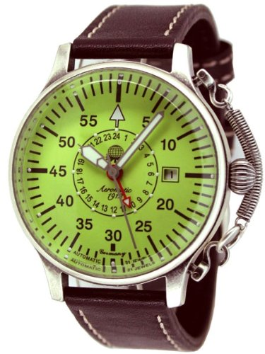 Aeromatic-1912-Automatic-24-Hour-Watch-Luminous-Dial-and-Crown-Guard-A1396