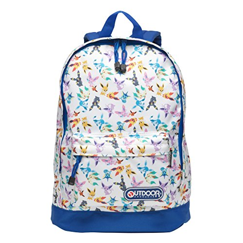 Pokemon-Center-Original-Outdoor-Daypack-pokemon-time-EIEVUI-COLLECTION-Japan-import