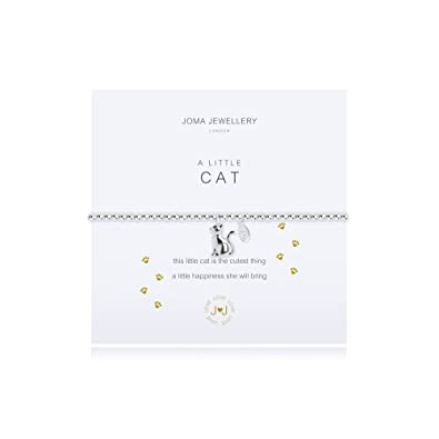 Joma Jewellery a little Cat bracelet GPTdMdGk7G