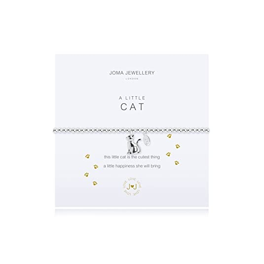 Joma Jewellery a little Cat bracelet c3BTMBdsft