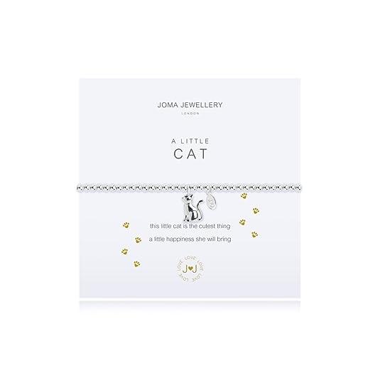 Joma Jewellery a little Cat bracelet xhZONz