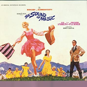 Image result for the sound of music soundtrack