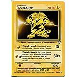 Pokemon Base Set 2 Rare Card #24/130 Electabuzz