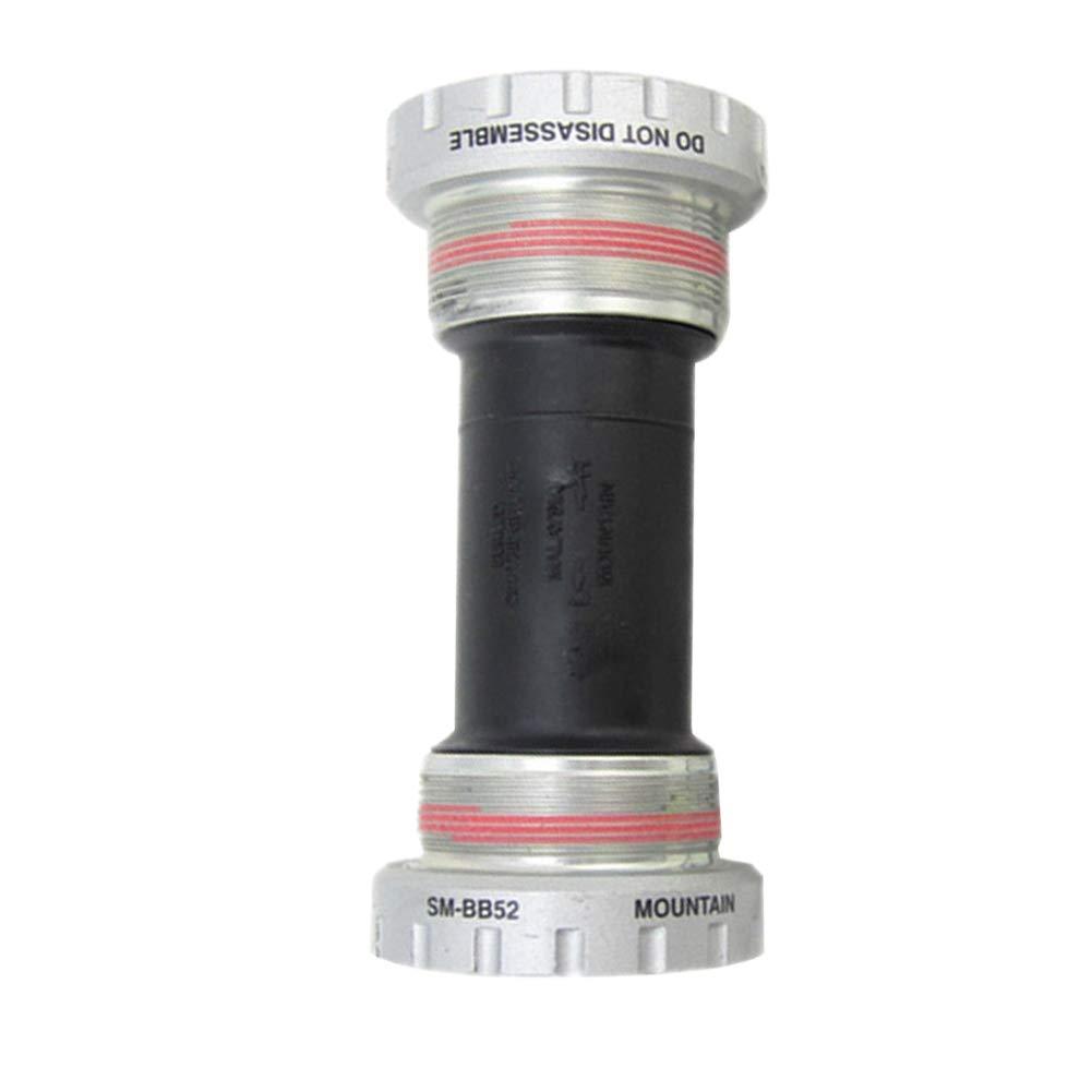 73mm YGQersh Support inf/érieur pour v/élo de Montagne Hollowtech II Shimano Deore SM-BB52 68