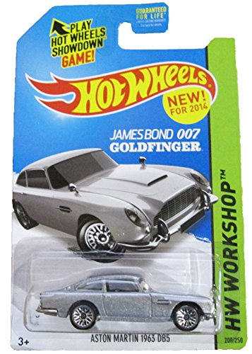Hot Wheels - 2014 HW Workshop - HW All Stars 200/250 - James