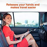 Houseday Car Seat Headrest Hooks for Car - Back