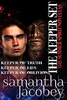 The Keeper Set - Summer Spirit Novellas 7 - 9 by [Jacobey, Samantha]