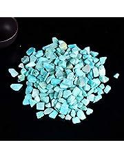 50g / 100g Natuurlijke kristallen Gravel Specimen rozenkwarts Amethyst Woondecoratie Kleurrijke for aquarium Energy Stone Rock Mineral (Color : Lilac Amethyst, Size : 50g)