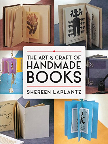 Amazon the art and craft of handmade books dover craft books the art and craft of handmade books dover craft books by laplantz fandeluxe Image collections