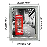 Amazing Roo Glass Picture Frames Series for