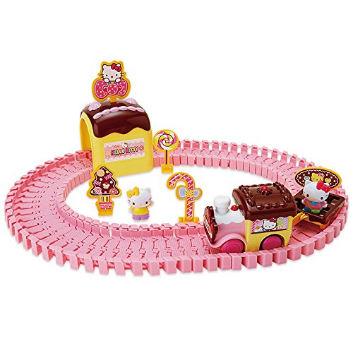 [Hello Kitty] Train set toy toys