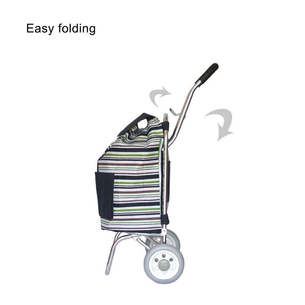 b52e8f2d2f67 ZSLLO Japanese Style Folding Shopping Tug Bag Large Capacity ...