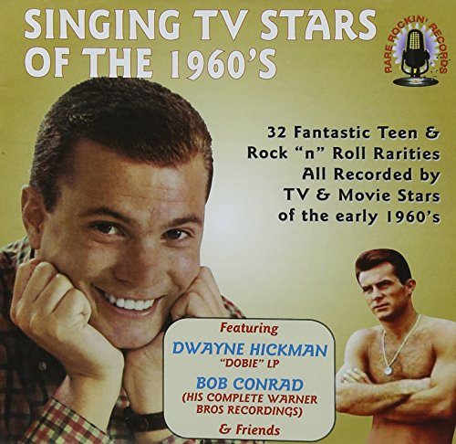 Price comparison product image Singing Tv Stars Of The 1960's / Various