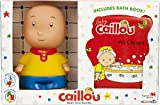 Imports Dragon Caillou Bath Play Set