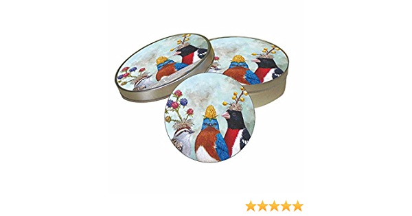 Sepia Tone Coasters theRDBcollection Home Entertaining Mardi Gras Parade Paper Coasters