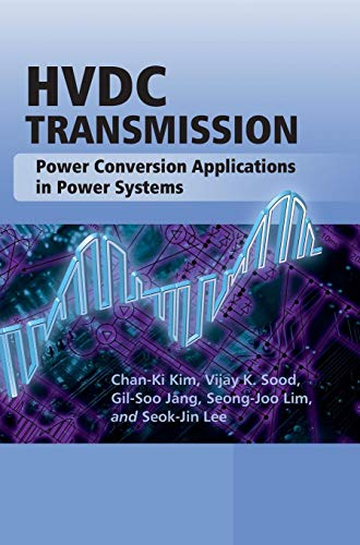 HVDC Transmission: Power Conversion Applications in Power Systems