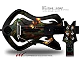 Strand Decal Style Skin - fits Warriors Of Rock Guitar Hero Guitar (GUITAR NOT INCLUDED)