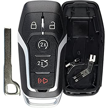 Amazon Com Oem Ford Keyless Entry Remote 5 Button Smart Proximity