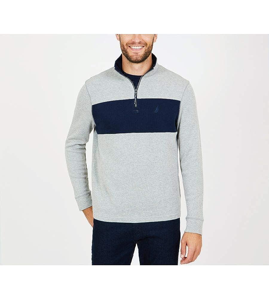 Nautica Herren Sweatshirt French Rib