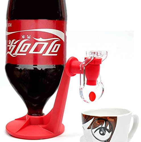 Portable Drinking Soda Dispense Gadget Cool Fizz Saver Dispenser Water Machine (Bottle Dispenser Machine compare prices)