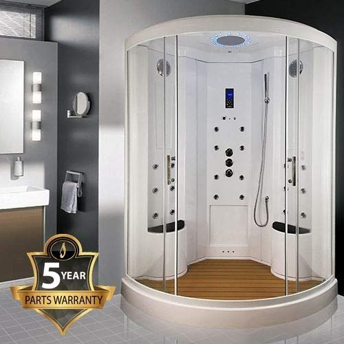 INSIGNIA INS9000 1350 x 1350 Steam Shower Cabin