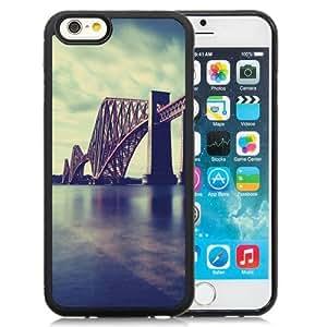 Fashionable and DIY Phone Case Design with Forth Bridge Edinburgh Scotland iPhone 6 4.7inch TPU case Wallpaper