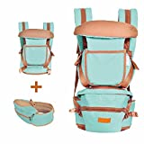 Best Hiking Carrier For Toddlers - BabyList&Brother 9 in 1 Hip Seat Baby Carrier Review