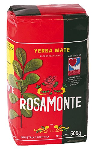 Yerba Rosamonte Industria Argentina Packaging product image