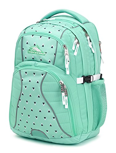 High Sierra Swerve Laptop Backpack, 17-inch Laptop Backpack for High School or College, Ideal Gaming...