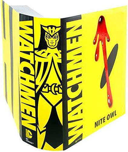 Watchmen Club Black Freighter Exclusive Action Figure Nite Owl]()