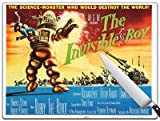Movie Poster 78 - The Invisible Boy Standard Cutting Board