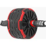 Byx- Abdominal ABS Wheel Men and Women Home Roller Abdominal Muscle Home Fitness Equipment -Roller Wheel